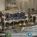 Living Room Furniture Set Sofa Tamu Jepara Mewah Ukir Klasik Lunema MMJ-0043