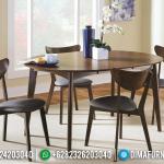 Meja Makan Cafe, Kursi Cafe Jati Jepara, Kursi Minimalis Terbaru MMJ-0026