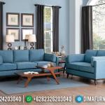 Model Set Kursi Sofa Tamu Minimalis Jepara Modern Vintage Terbaru MMJ-0021