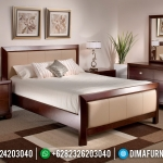 Dipan Tempat Tidur Jepara Minimalis Jati MMJ-0075