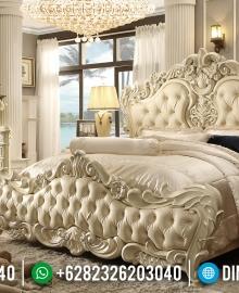 Jual Tempat Tidur Jepara Mewah Ukir Klasik 2019 MMJ-0113