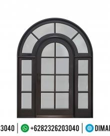 Kusen Pintu Rumah Jati Jepara, Pintu Rumah Mewah, Kusen Jati Murah MMJ-0058