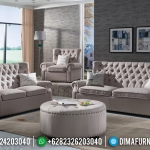 Sofa Tamu Minimalis Mewah Jepara Yately MMJ-0080