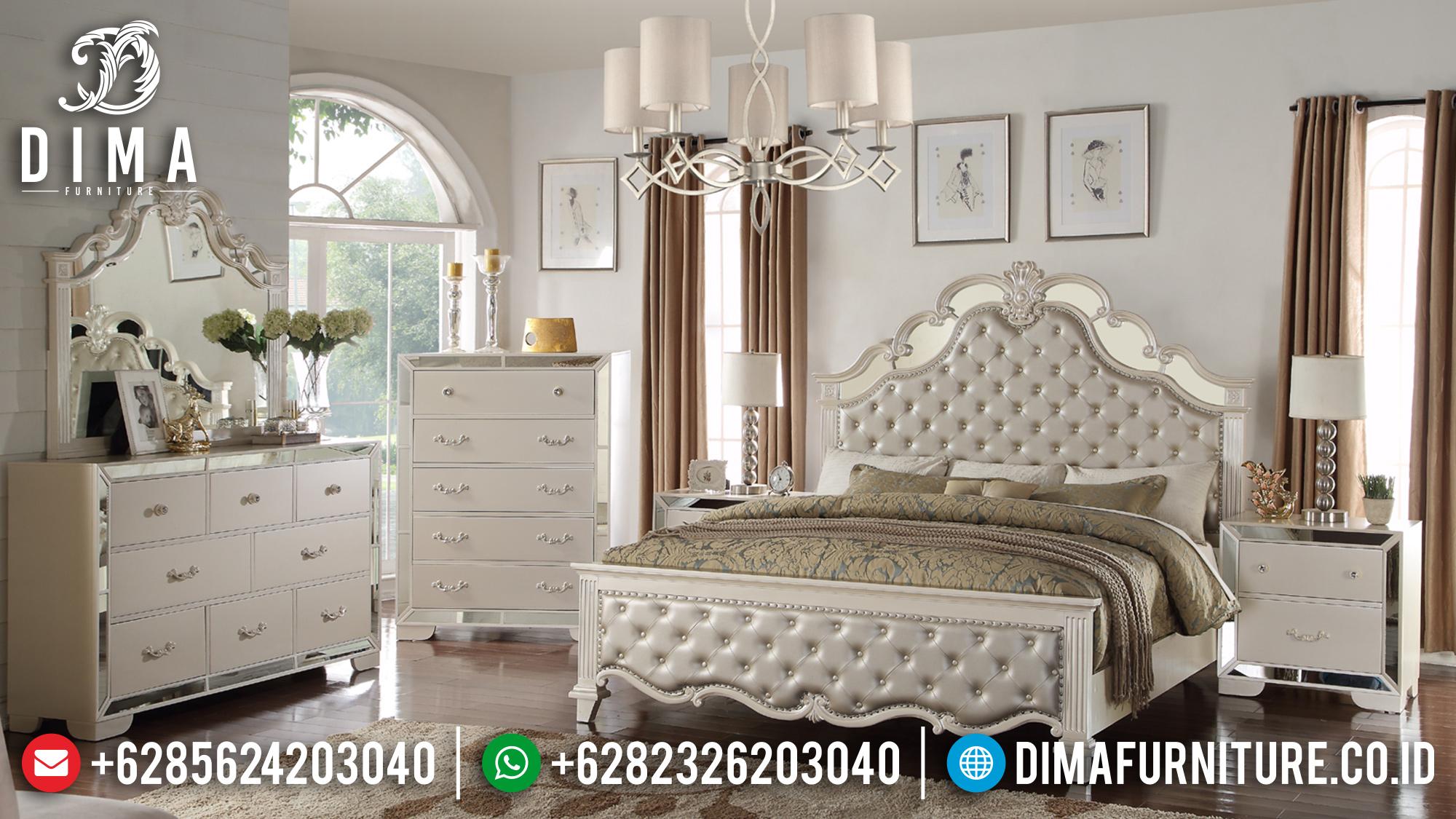 Sonia Tempat Tidur Minimalis Mewah 2019 MMJ-0106