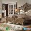 Tempat Tidur Mewah Klasik Ukiran Jepara MMJ-0112