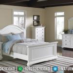 Jual Set Tempat Tidur Jepara Minimalis Duco 2019 MMJ-0135