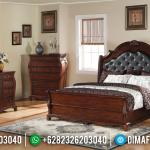 Amazing New Set Tempat Tidur Jepara Jati Natural MMJ-0211