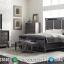 Model Tempat Tidur Jepara Mirror Grey Duco MMJ-0216