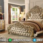 New Golden Duco Kamar Set Jepara Ukir Mewah MMJ-0223