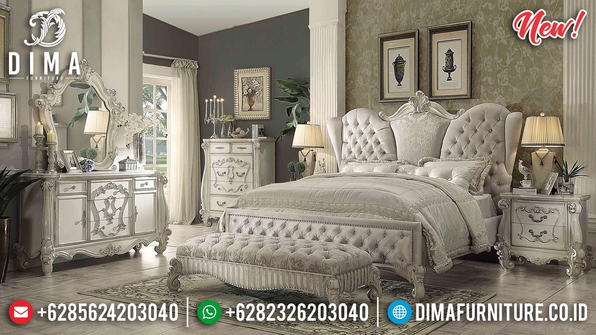 New Models Kamar Set Jepara Mewah 2019 MMJ-0227