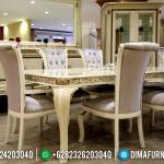 Meja Makan Mewah Terbaru Ukiran Jepara MMJ-0258