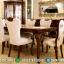 Set Meja Makan Klasik Natural Jepara MMJ-0251