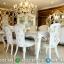 Set Meja Makan Mewah Konsep Rumah Modern MMJ-0259