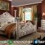 Victorian New Set Tempat Tidur Mewah Ukir Jepara MMJ-0260