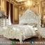 Model Kamar Set Mewah Jepara Queen Beatrix Style MMJ-0332