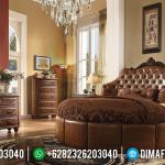 New Desain Kamar Set Klasik Oscar Mahkota Ukir MMJ-0265