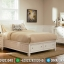 New Models Kamar Set Minimalis Shabby White Duco MMJ-0272