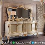 Tempat Hiasan Meja Konsol & Mirror Mewah Terbaru MMJ-0323