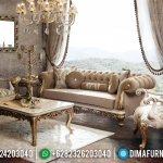 Furniture Jepara Murah Sofa Tamu Mewah Comfortable Design Luxury Classic MMJ-0398