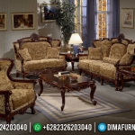 Great Class Sofa Tamu Mewah Jati Natural Kayu Perhutani Furniture Jepara MMJ-0393