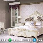Harga Tempat Tidur Mewah Classy Versace Victorian Royals Style MMJ-0384