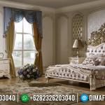 Set Tempat Tidur Mewah, Kamar Set Ukiran Jepara, Bedroom Set Luxury Carving MMJ-0363