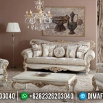 Sofa Tamu Mewah Glorious New Design 2020 Duco Painting MMJ-0366