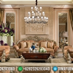 Sofa Tamu Mewah Persian Kingdom Furniture Jepara Asli MMJ-0397