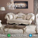 Sofa Tamu Mewah Set 3 1 1 Ukiran Klasik Jepara MMJ-0367