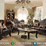 Harga Sofa Tamu Jati Narural Mewah Ukiran Luxury Classic MMJ-0453