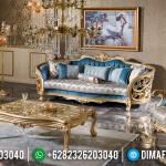 Harga Sofa Tamu Jepara Desain Luxury Golden Sunshine MMJ-0440