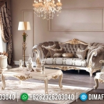 Interior Design Jepara Sofa Tamu Mewah Palace Luxury Royal Carving MMJ-0469