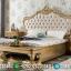 New 2020 Design Tempat Tidur Mewah Carolina Golden Sunrise Color MMJ-0424