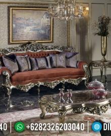 Sofa Tamu Mewah Maria Harga Murah Furniture Jepara Terbaru MMJ-0439