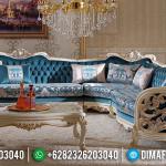 Desain Ruang Tamu Kursi Sofa Mewah Jepara Luxury Classic MMJ-0571
