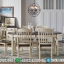 Harga Meja Makan Jati Rustic Desain Classic Furniture Minimalis MMJ-0548