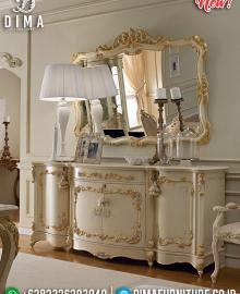 Jual Meja Konsul Ukiran Mewah Klasik Luxury Furniture Jepara MMJ-0584