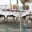 Jual Meja Makan Mewah Jepara Ukiran Classic Italian Barocco MMJ-0535