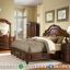 Jual Tempat Tidur Minimalis Jepara Natural Jati Luxury Carving MMJ-0525