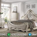 Kamar Set Mewah Jepara, Tempat Tidur Ukiran Luxury, Dipan Ranjang Furniture Classic MMJ-0568