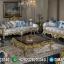 Luxury Design Set Sofa Tamu Ukiran Mewah Jepara Terbaru MMJ-0480