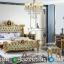 Best Price Tempat Tidur Mewah Jepara Ukiran Classic Luxury Elegant MMJ-0625
