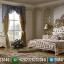 Harga Kamar Set Mewah Jepara Luxury Carving Versailles Classic Furniture MMJ-0658