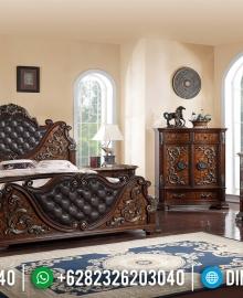 Jual Kamar Set Mewah Jati Natural Antique Furniture Jepara MMJ-0609