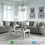 Jual Sofa Tamu Mewah Kekinian Minimalis Luxury Design Furniture Jepara MMJ-0594