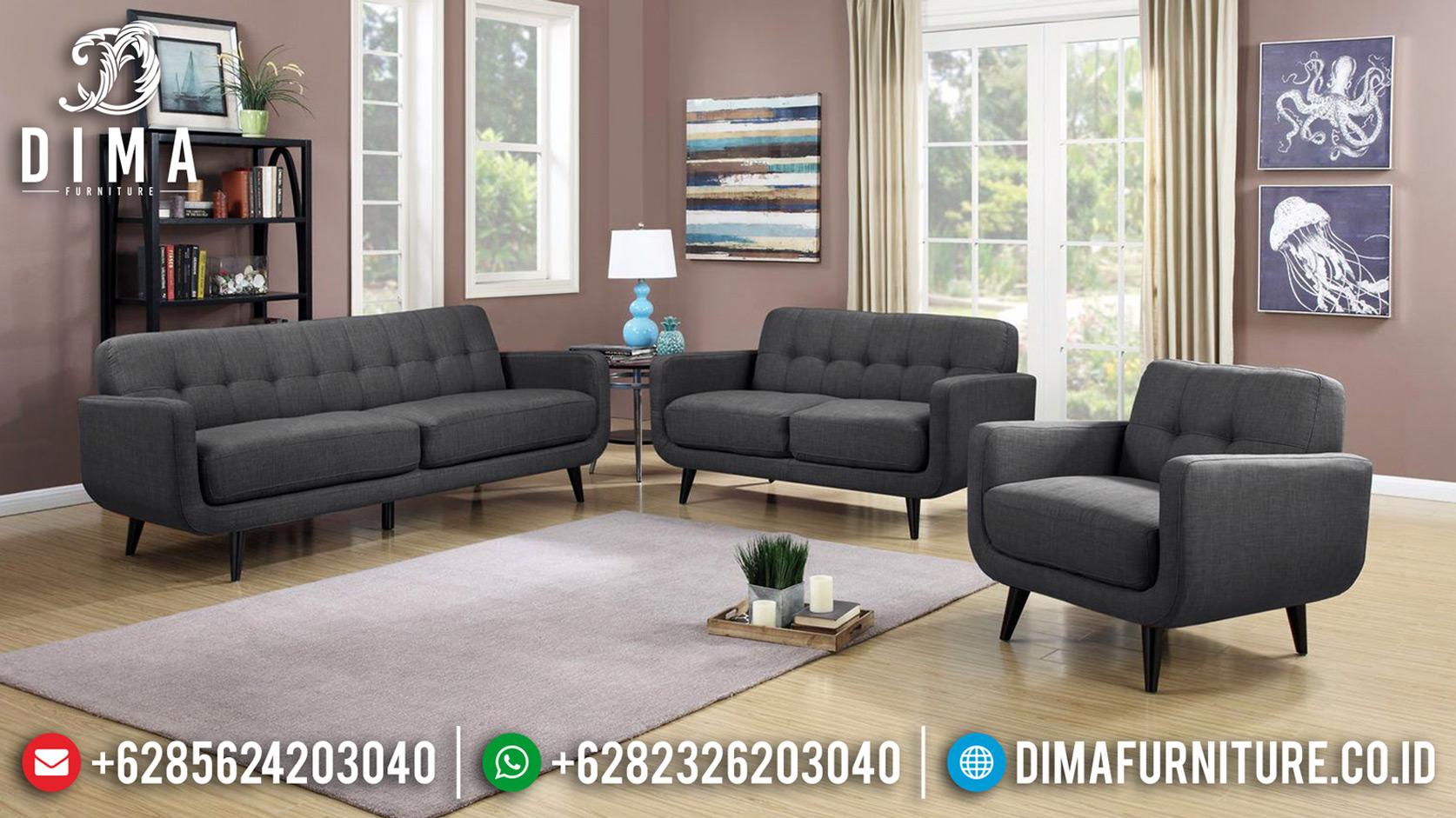 Jual Sofa Tamu Minimalis Retro Classic Design Interior Luxury MMJ-0646