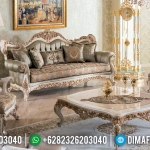 New Sofa Tamu Mewah Ukiran Jepara Luxurian Type Guaranteed Product MMJ-0643