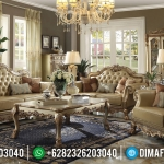Sofa Tamu Mewah Ukiran Classic Design Luxury Royals Furniture Jepara MMJ-0639