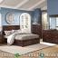 Jual Tempat Tidur Klasik Minimalis Jati Natural Solid Wood Quality MMJ-0683