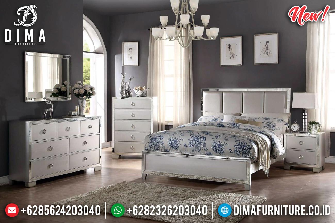 Beautiful Desain Tempat Tidur Minimalis Modern Extraordinary Style MMJ-0789 Model 1